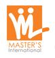 Master's International